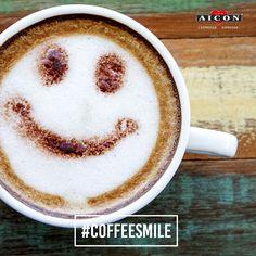 Un sorriso al giorno ti migliora la vita... Te lo dice @AiconCafè, che di sorrisi ne regala tanti con il suo #caffè! Buona Giornata Mondiale Del Sorriso!! 😊☕ #giornatamondialedelsorriso #sorrisoday #coffeetime #lifestyle #smileday #relax #macchinedacaffè #italiandesign #coffeelovers