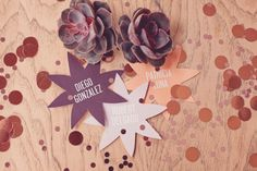 Oh So Beautiful Paper: Wedding Stationery Inspiration: Die-Cutting