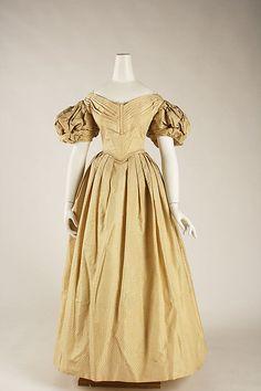 Dress  Date: 1833–35 Culture: British