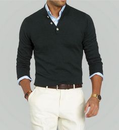 Modern men's business fashion style (15)