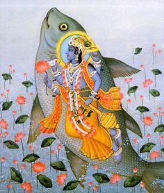 Matasya Avatar-lord rama-ram-shree rama-hanumn-ramayana-dasa avatar-ayodhiya-ram…