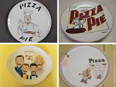 put some pizza on these plates! | Gift Guide: For the Pizza Lover | Serious Eats