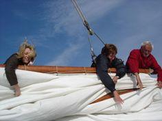 Challenge Team - Zeilen in Zeeland Traditionele zeilvaart