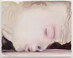 Marlene Dumas - The Kiss / David Zwirner