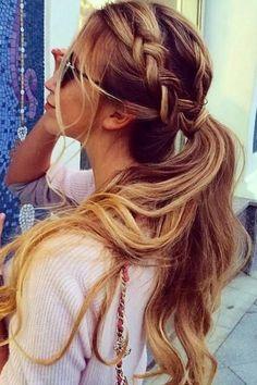 Strandfrisuren: So tragen sexy Beachgirls ihre Haare!
