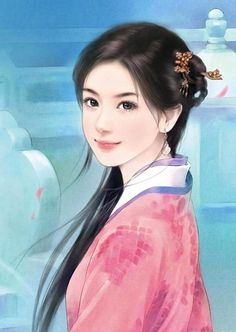 Simple Hair Style (Ancient Chinese Style)