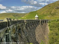 Craig Goch Dam - Elan Valley | Flickr - Photo Sharing!