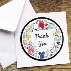 Sketch Inspiration, Card Making Inspiration, Thank You Nurses, Health Care Assistant, Nursing Books, Luxury Card, Bullet Journal Ideas Pages, Nurse Life, Nurse Humor