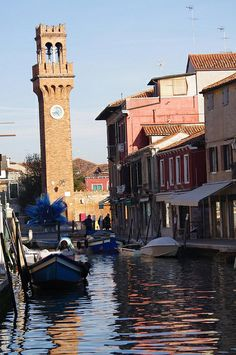 Murano, Italy - First place we visited. Beautiful, peaceful!