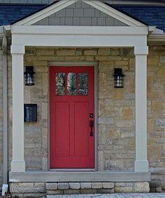 Red door on pinterest red doors red front doors and front doors