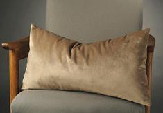 Golden Beige Pillow