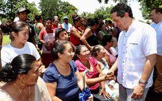 Periodismo sin Censura: Carlos Joaquín instruye acciones inmediatas de apo...