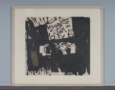 Ahti Lavonen, 1969, 50x55 cm - Huutokauppa Helander