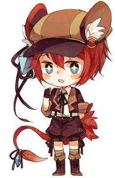 sparkle chibi: remsellec 1/5 by ruuto-kun.deviantart.com on @deviantART