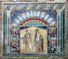 Дом Нептуна иАмфитриты | Arzamas