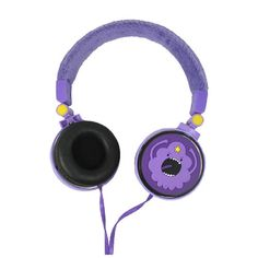 *Unique Multi Device Fold Up Headphones With Your Favorite Adventure Time Character *Volume Control And Swiveling Soft Cushion Ear Cups *Perfect for the iPod iPad iTouch Zune And Much More *Officially