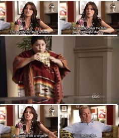 Gloria joke #modernfamily