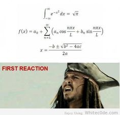 Funny Pic Of The Day: The First Reaction