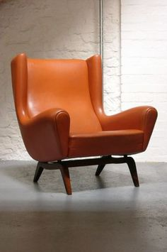 Illum Wikkelso chair.