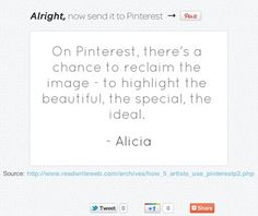 Now You Can Pin Quotes to Pinterest