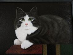 Martin Leman - Cat On The Mat  Google Image Result for http://img1.artweb.com/users/4723/363354_cat-on-the-mat.jpg