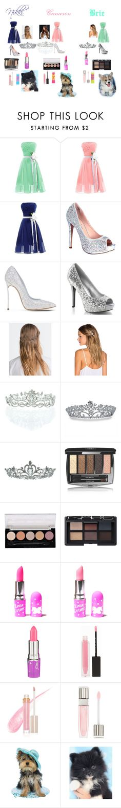 """""""Wwe divas power"""" by girlbye1234 ❤ liked on Polyvore featuring Lauren Lorraine, Casadei, Zara, Lelet NY, Kate Marie, Bling Jewelry, Chanel, NARS Cosmetics, Lime Crime and MAKE UP STORE"""