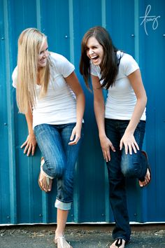 Image detail for -everything is more fun with your best friend even senior pictures who ...