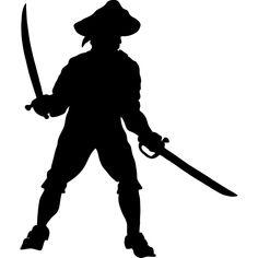 Pirate Silhouette