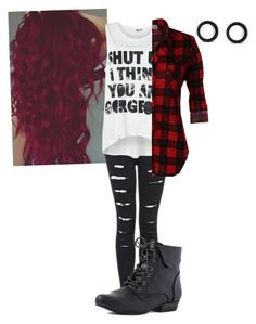 """""""True friends stab you in the front"""" by jenn265 ❤ liked on Polyvore featuring CO, ONLY, LE3NO, Bling Jewelry, lyrics and BMTH"""