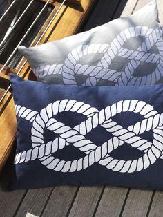 Nautical Cushions-Knots