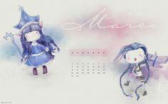 março-calendario