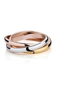 Caromay - Kelly Ring in Multi