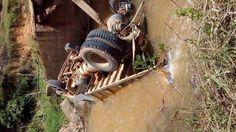 #News  Dois acidentes com caminhões em Mutum, No Vale do Rio Doce