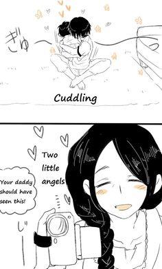 ~ Attack on Titan ~ :: Baby Eren & Levi ... Part 4 ...