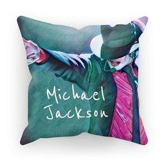 MJ Colorful Cushion
