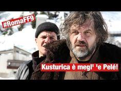 Vlog #RomaFF9 giorno 8: Kusturica è megl' 'e Pelè