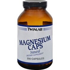 Now at our store Twinlab Magnesium... Available here: http://endlesssupplies.store/products/twinlab-magnesium-caps-400-mg-200-capsules