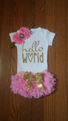 Check out this item in my Etsy shop https://www.etsy.com/listing/246922533/sale-gold-glitter-vinyl-hello-world