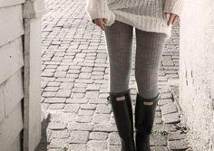 sweater tights xo