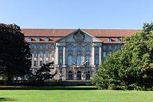 Berlin-Schöneberg – Kammergericht (Ehemaliger Sitz des Allierten Kontrolrates)
