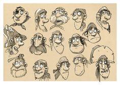 Pirate Faces