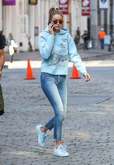 Le look de Gigi Hadid