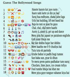 Bollywood Emoji Quiz Answers Quiz 👍👎🙈 = the good, the bad and the ugly. bollywood emoji quiz answers quiz
