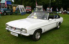 1972 Ford Capri Mk I 1600L