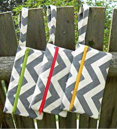 DIY Fabric Wristlet