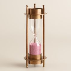 Sand Timer with Compass | World Market