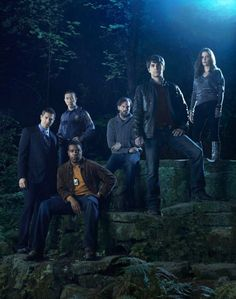 Any of the cast of Grimm, especially Silas Weir Mitchell who plays my favorite character on the show. Update-did get to meet two cast members on set David and Russell who play Nick and Hank, super nice people! Grimm Cast, Nbc Grimm, Grimm Film, Grimm Tv Series, Grimm Tv Show, Nbc Series, Netflix Series, Grimm Season 2, Season 1