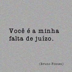 10 Frases Românticas Para Falar ao seu Crush frases para o crushfrases para o crush The Words, More Than Words, Words Quotes, Me Quotes, Sayings, Frases Cliche, Portuguese Quotes, Love Phrases, Favorite Quotes