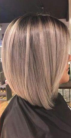 Friseur - All For Hair Cutes Mom Hairstyles, Pretty Hairstyles, Haircuts, Medium Hair Styles, Short Hair Styles, Brown Blonde Hair, Blonde Honey, Honey Hair, Hair Color And Cut