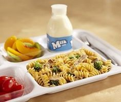 K-12 School Foodservice recipes (http://barillafoodservicerecipes.com/?s=school&s_submit=)